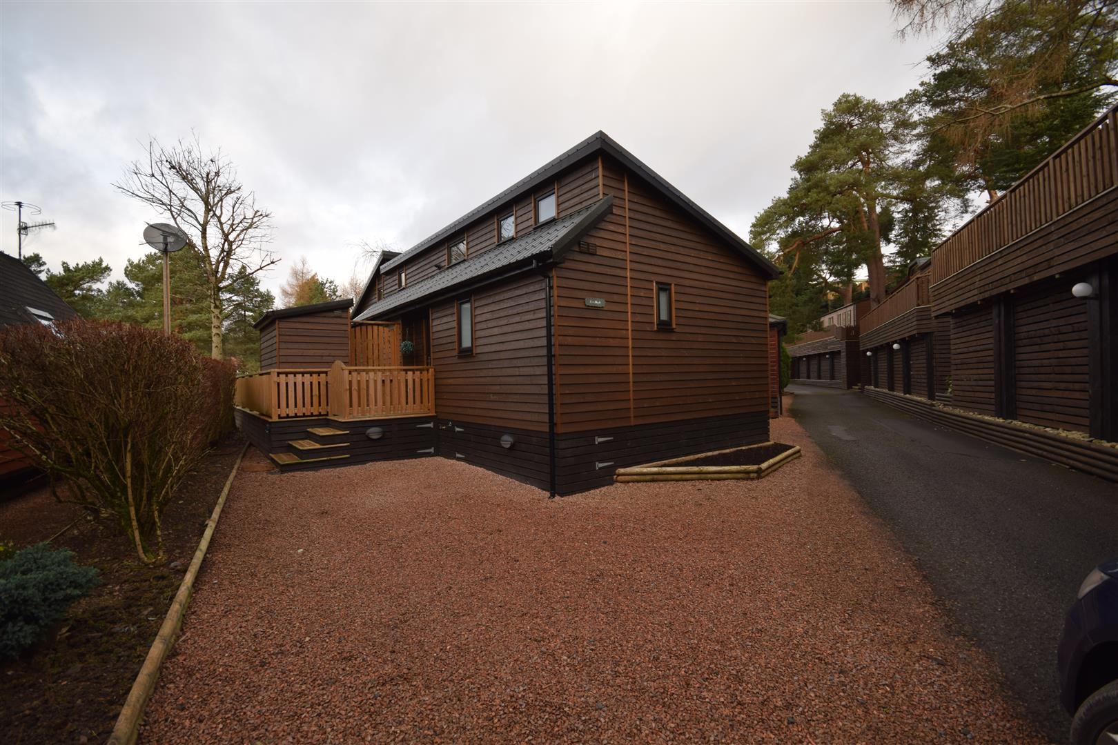 Les Maple, The Moorings, Rivertilt Leisure Park, Blair Atholl, Perthshire, PH18 5TE, UK